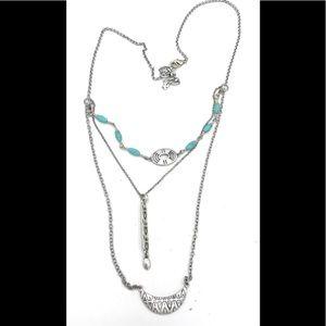 Lucky brand necklace set (a99) #0677